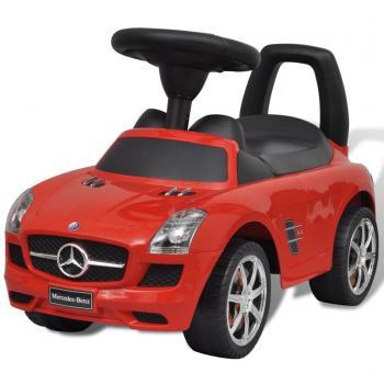 HuberXXL Mercedes Benz Kinderauto Fußantrieb Rot