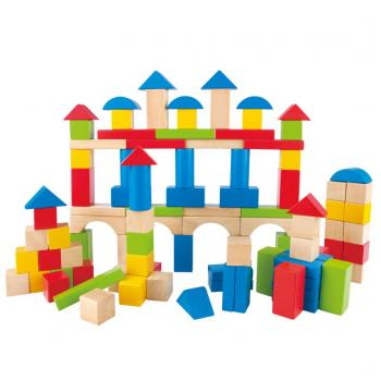 Hape Build Up & Away Baublöcke E0427